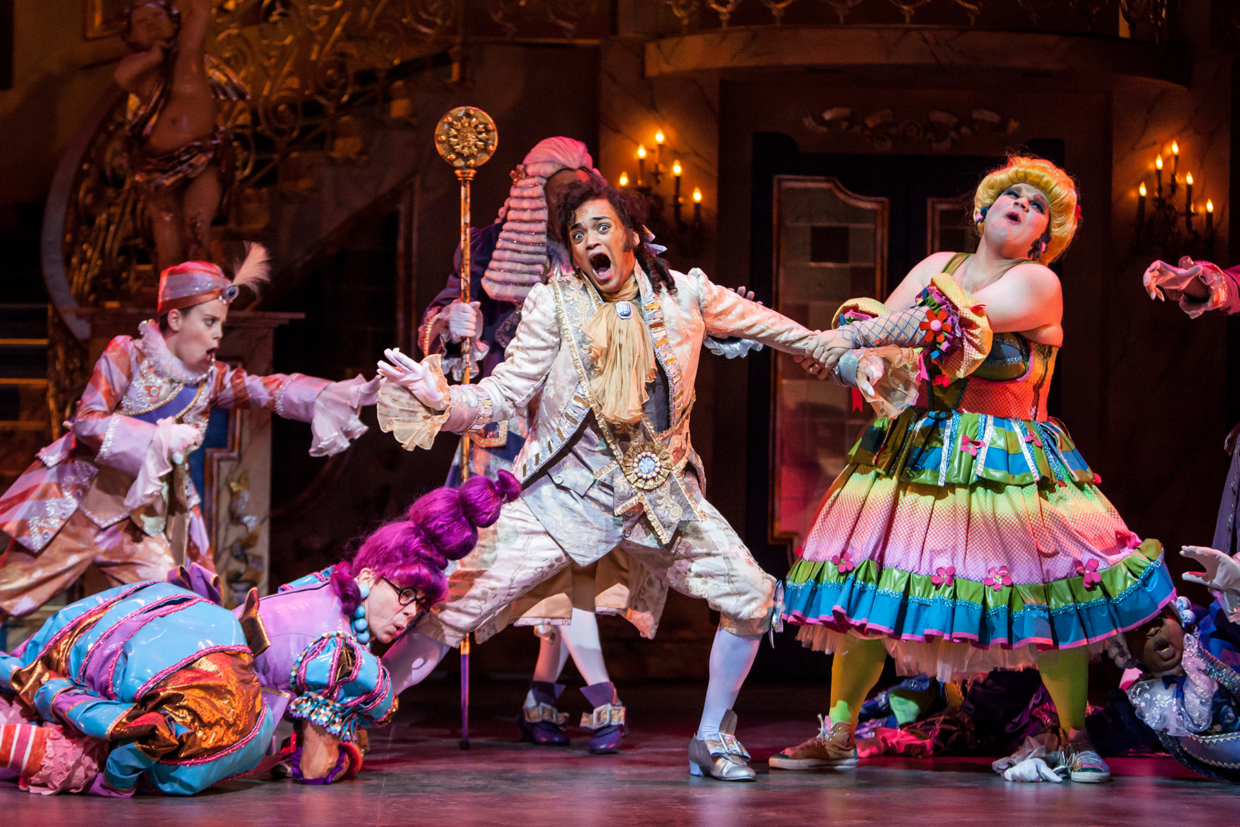 Cinderella at Children's Theatre Company | Girl Meets Broadway