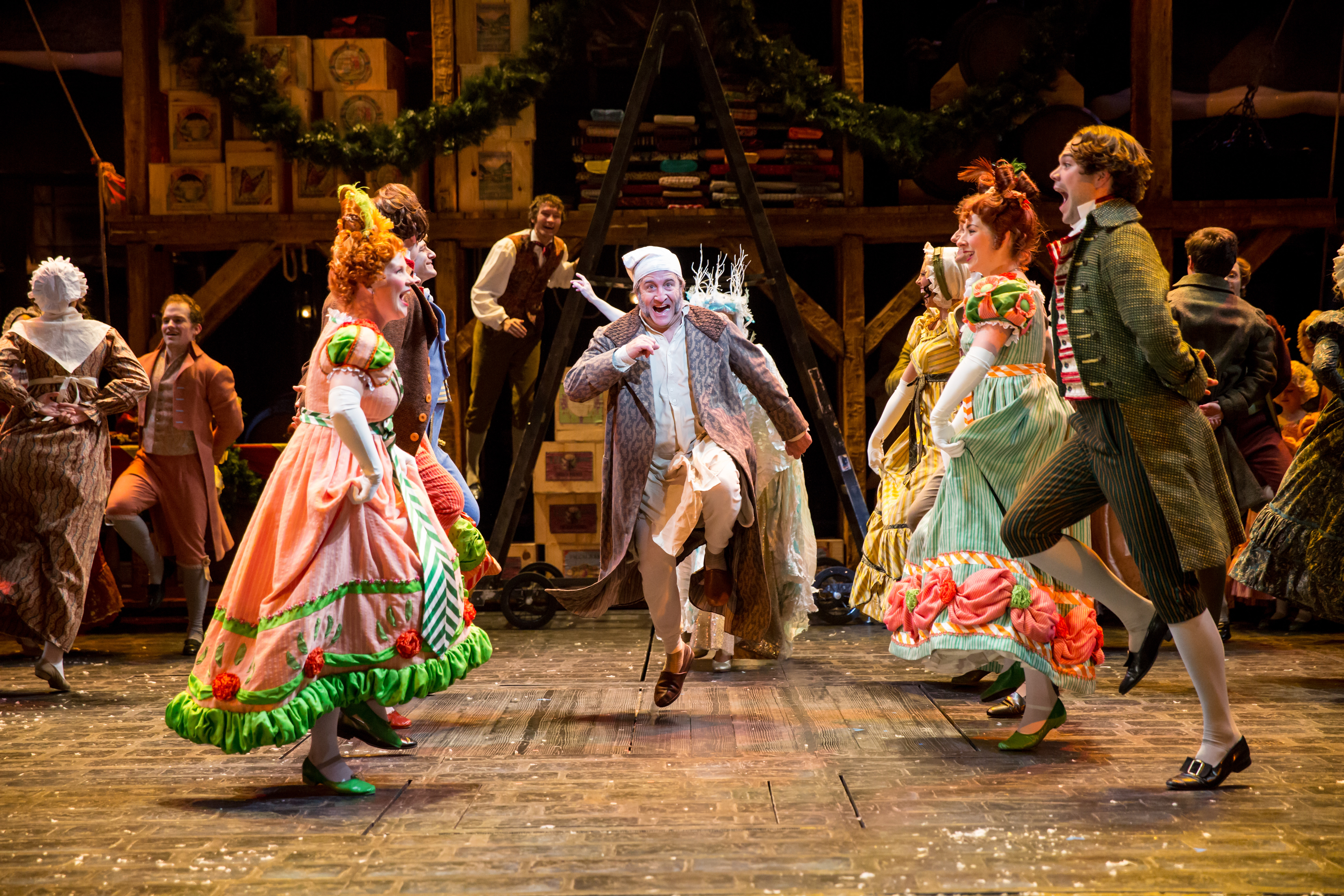 A Christmas Carol at the Guthrie Theater | Girl Meets Broadway